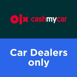 OLX Cash My Car (Dealers Only) on the App Store