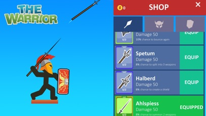The Warrior™ screenshot 12