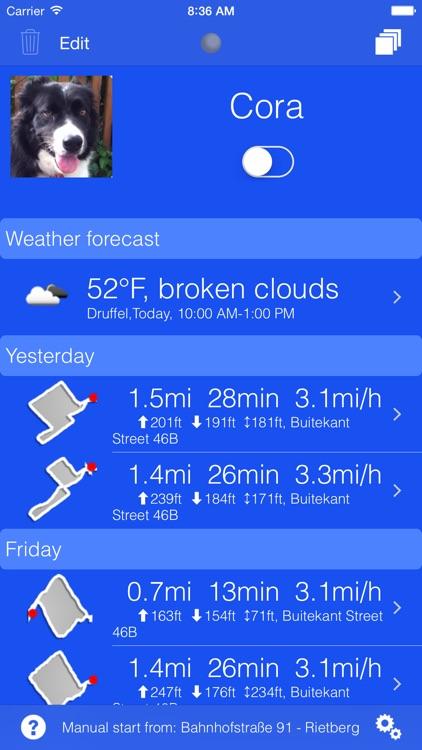 dogwalk personal screenshot-0