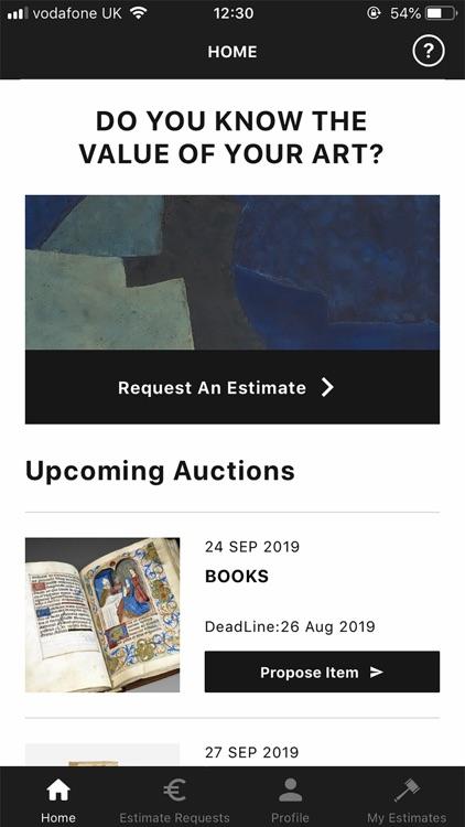 Tajan Art Valuations