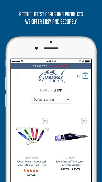 Magbay Lures screenshot #2