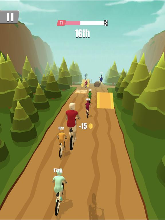 iPad Image of Bike Rush