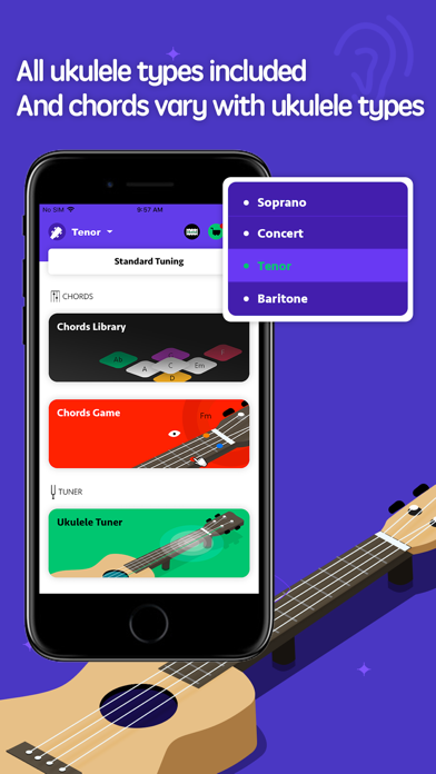 ukulele chords pro - uke chord screenshot one