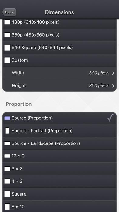 Video Resize & Scale - HD screenshot 5