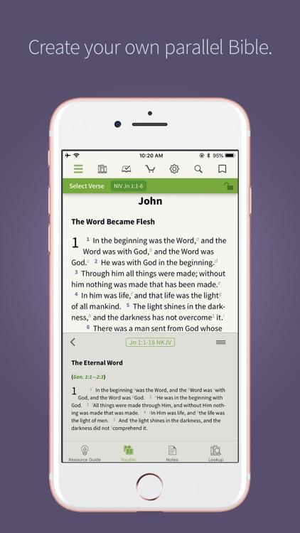 NIV Bible App + screenshot-5