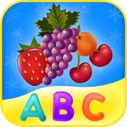 Endless ABC Fruit Alphabet Fun