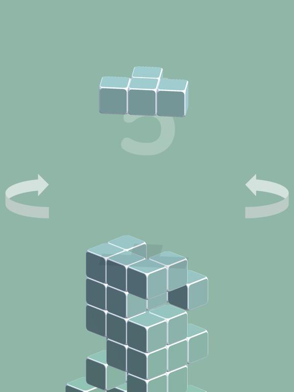 Fall Box: Color Spin Cube Downのおすすめ画像4