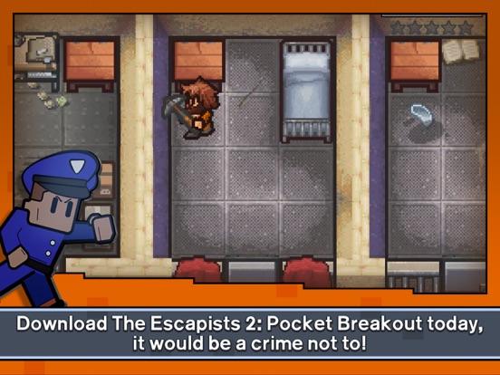 Escapists 2: Pocket Breakoutのおすすめ画像6