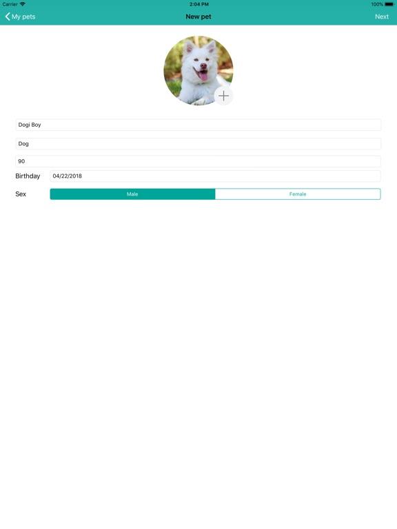 Pet Routine Care screenshot #2