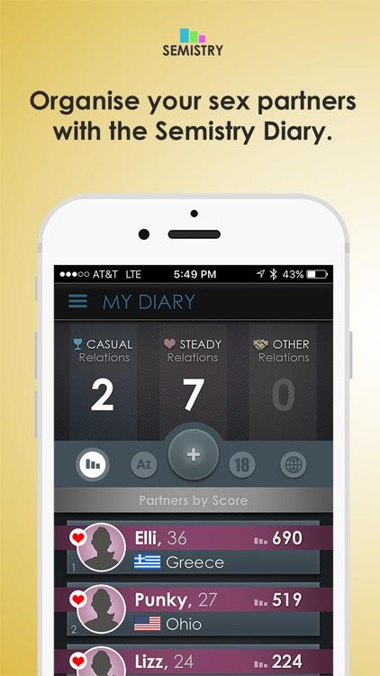 Semistry Sex App screenshot-4