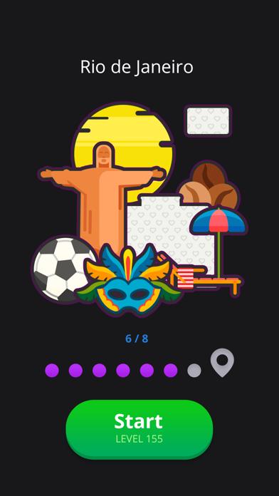 Word Travel: Pics 4 Word screenshot 5
