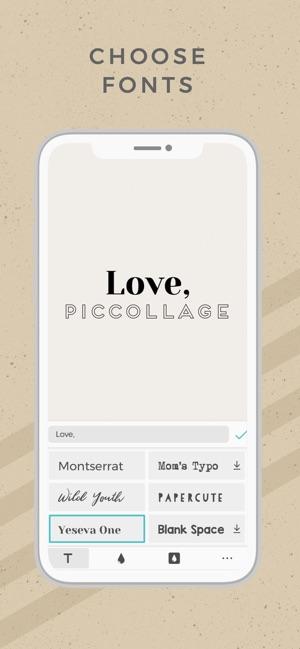 Pic Collage - Editor de Foto Screenshot