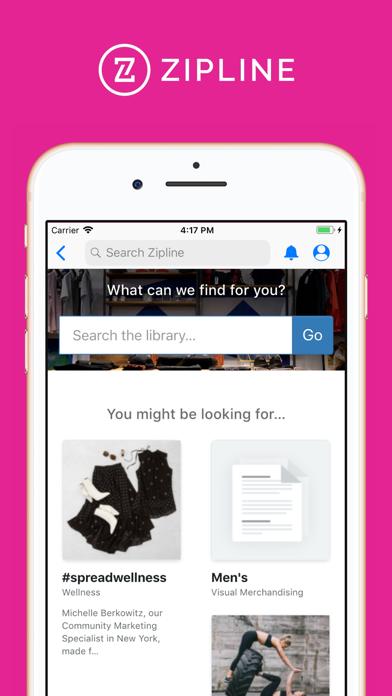 messages.download Retail Zipline software