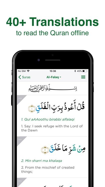 Muslim Pro: Azan, Quran, Qibla screenshot-3