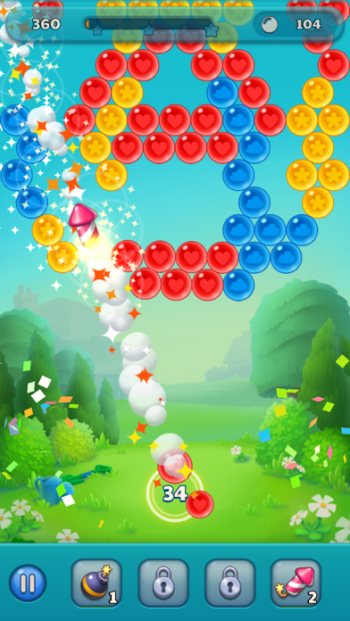 Happy Bubble: Shoot n Pop screenshot 4