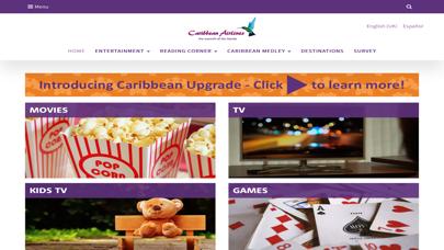 Caribbean View screenshot one