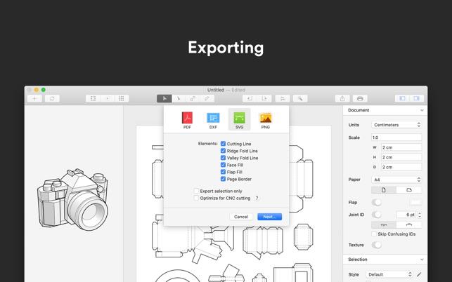 3d papercraft software mac torrent