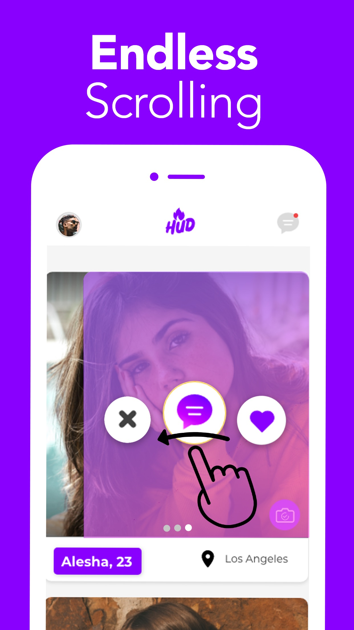 Hud™ - #1 Hookup App Screenshot