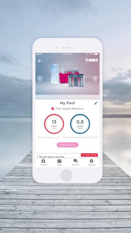 BWT Best Water Home screenshot-4