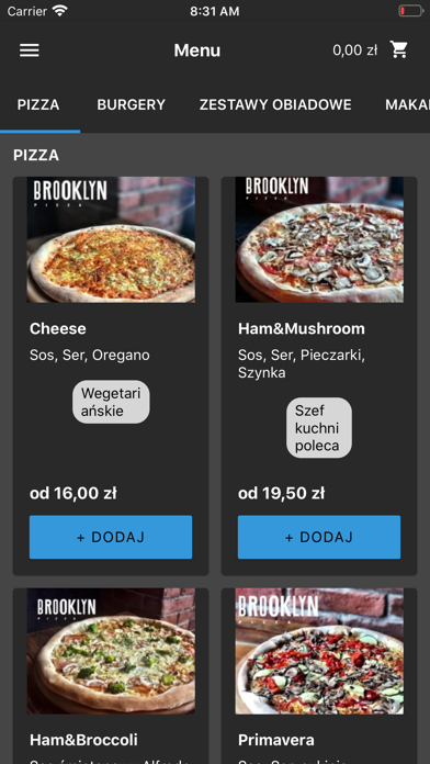 Brooklyn Delivery screenshot 2