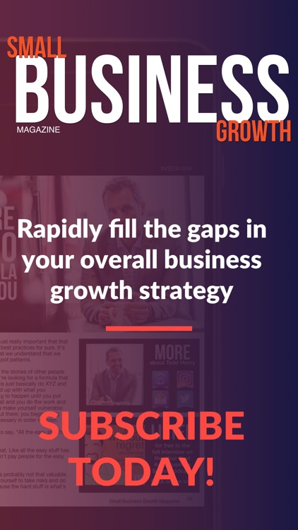 Small Business Growth Mag screenshot-9