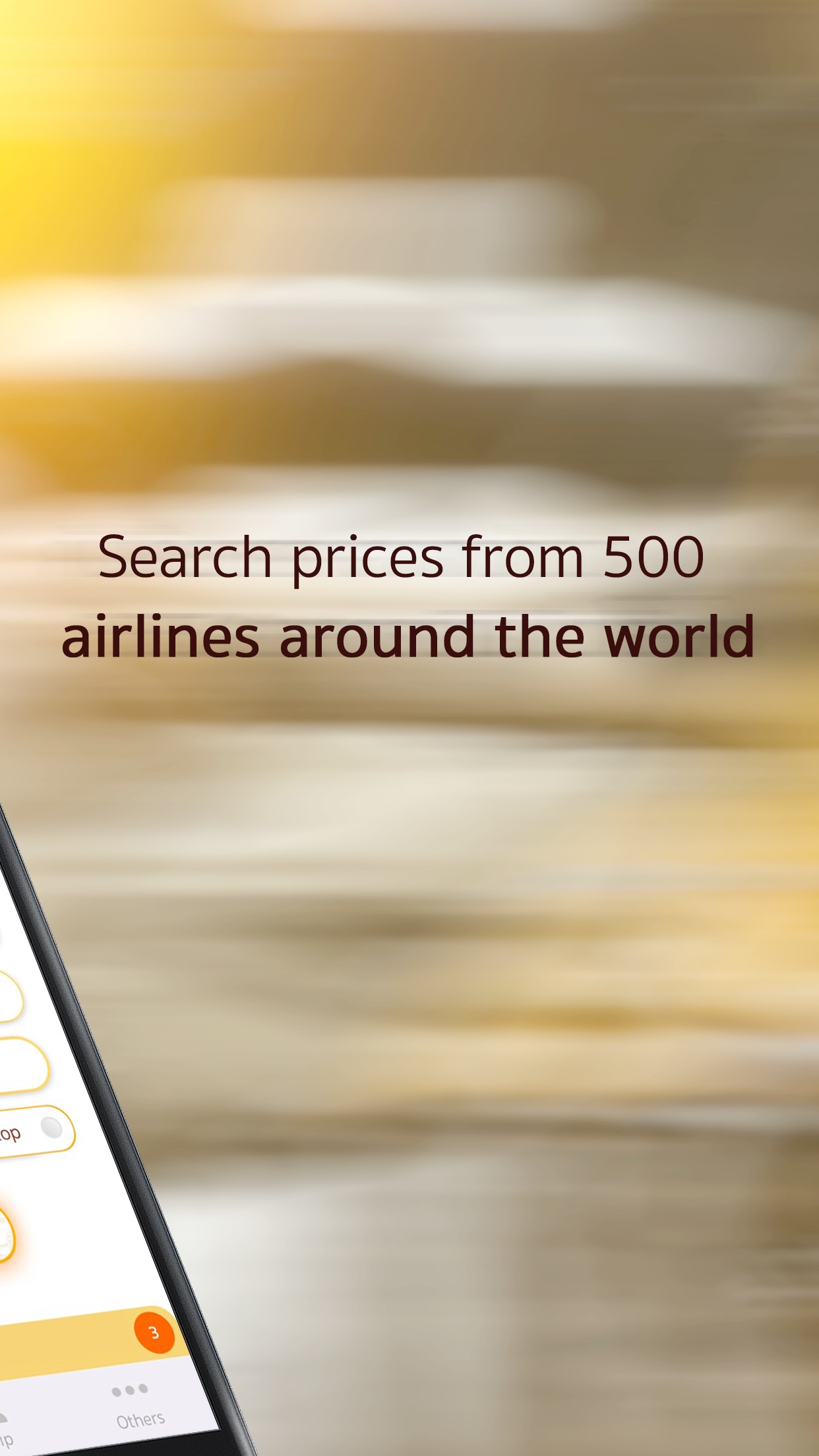 penguinT - airfare promotion Screenshot