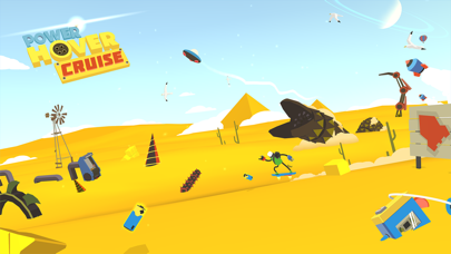Screenshot from Power Hover: Cruise