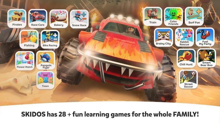 Cool Math Games: Kids Race Car screenshot-6