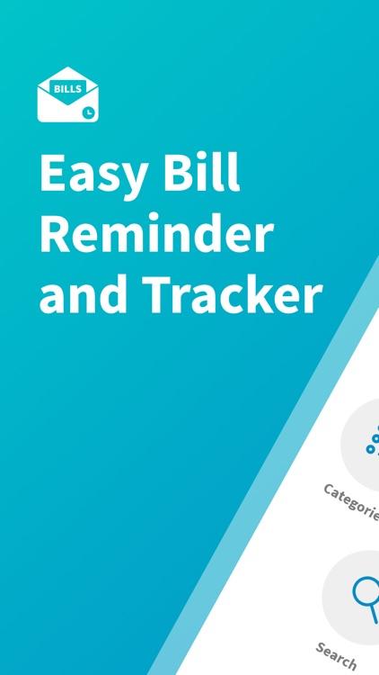 Bill Tracker +