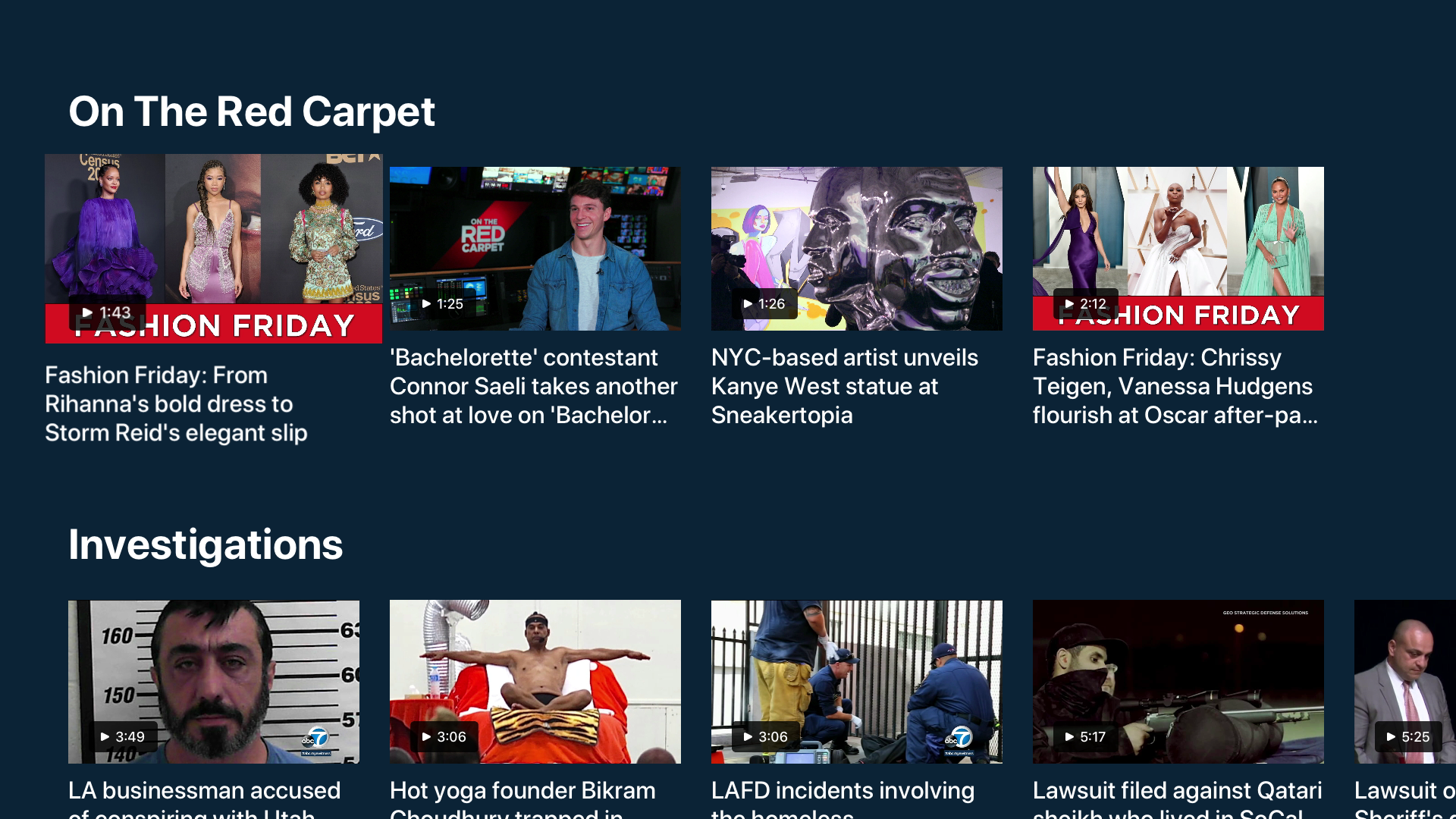ABC7 Los Angeles screenshot 17
