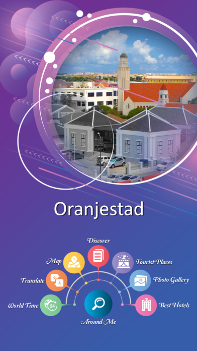 Oranjestad Travel Guide screenshot 2