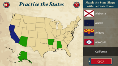 State The States and Capitalsのおすすめ画像2