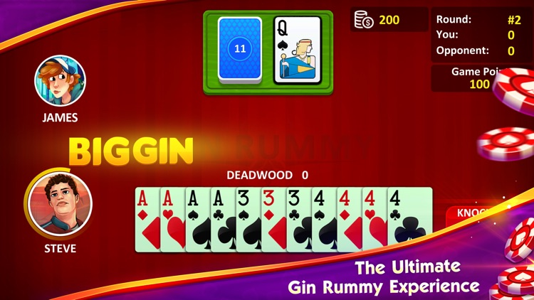 Gin Rummy: Ultimate Card Game screenshot-3