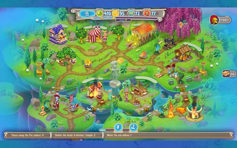 Hermes: War of the Gods screenshot 2