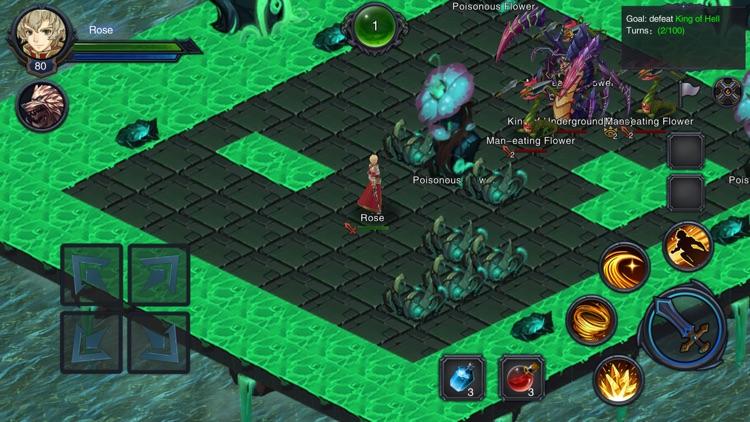 Castle Legend3: City of Eterni screenshot-8
