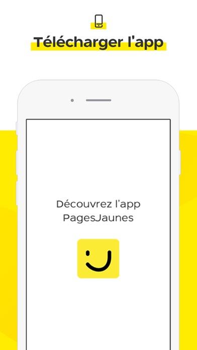 PagesJaunes - Recherche locale screenshot four