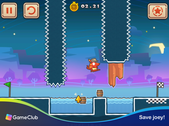 Run Roo Run - GameClub screenshot 6