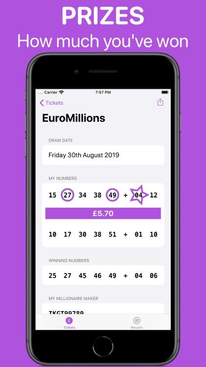 Lotto Lens screenshot-3