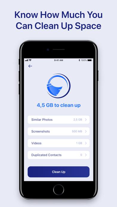 SmartClean - Storage Protector Screenshot