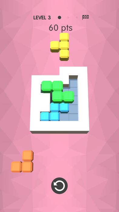 Block Fit 3D screenshot 1