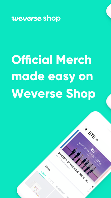 download Weverse Shop for PC image 1