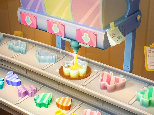Nhà máy kẹo của Gấu trúc