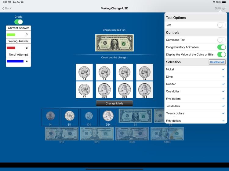 Making Change USD screenshot-4