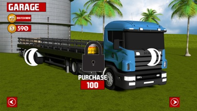 Drive Heavy Truck Simulator 3D screenshot 9