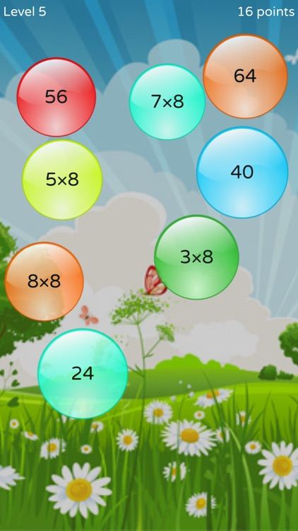 PopMath Lite screenshot-1