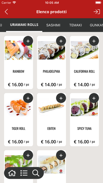 Giappo Sushi screenshot 4