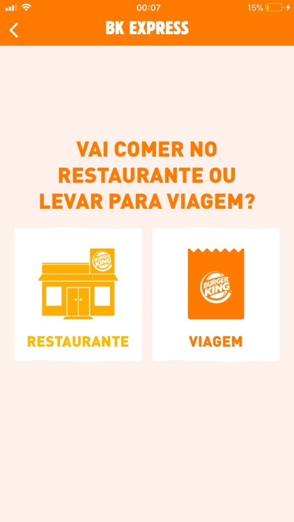 Burger King Brasil screenshot-3