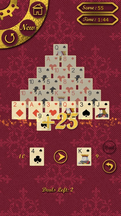 The Pyramid Solitaire