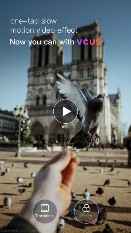 VCUS -Vlog shooting with music screenshot-3