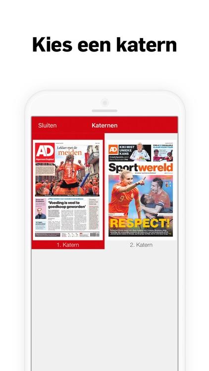 AD - Digitale krant screenshot-4